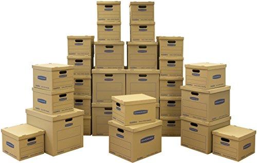 Картонные коробки для документов