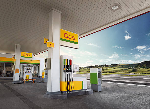 Газозаправочная станция
