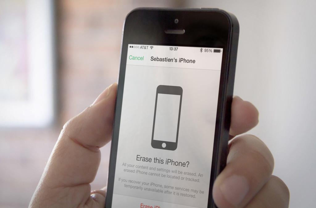 Что делать, если нашел айфон 6