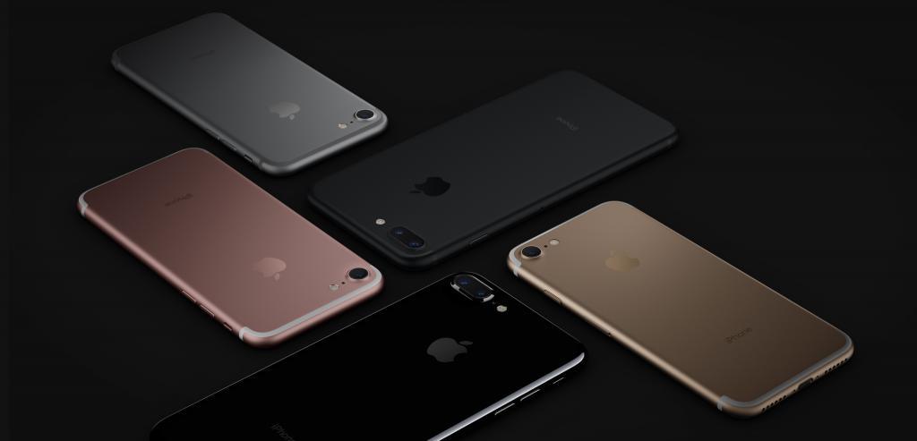 как выглядит айфон 7 сзади