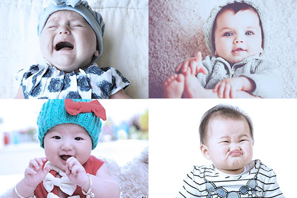 Типы темперамента детей