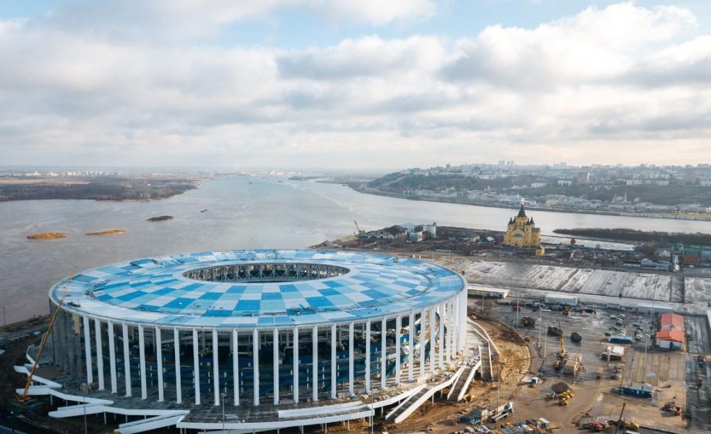 Волга Арена