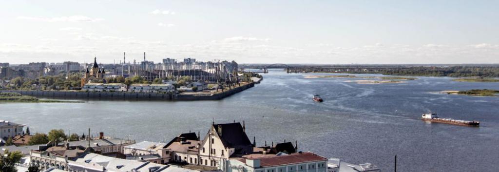 Стрелка Нижний Новгород