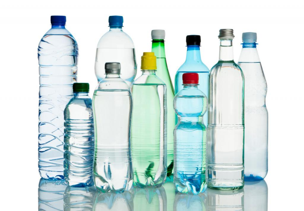 Бутылированная вода