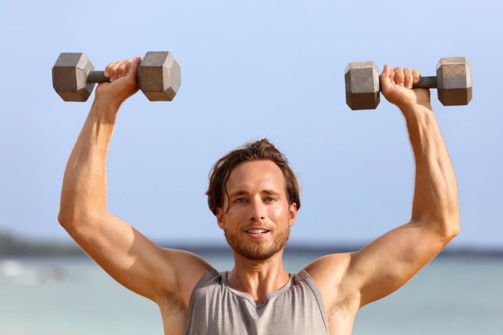 упражнения без осевой нагрузки
