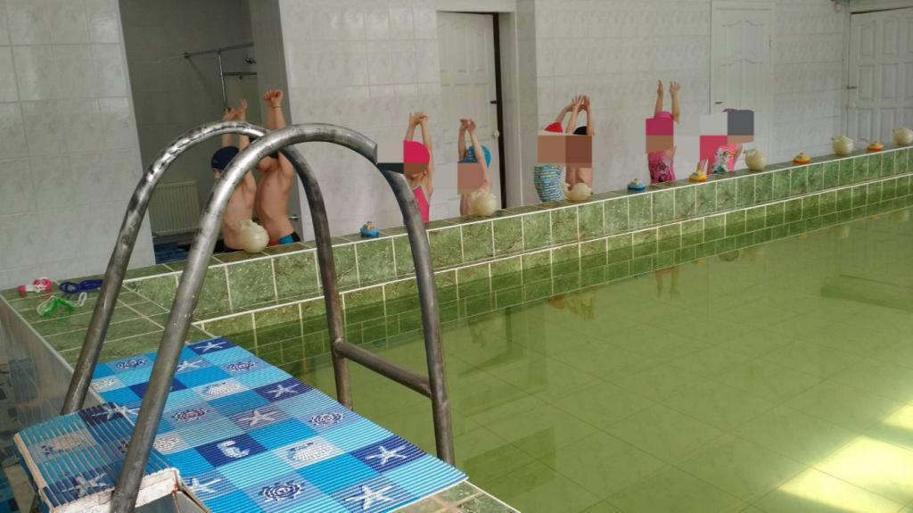 детский сад золотая рыбка казань