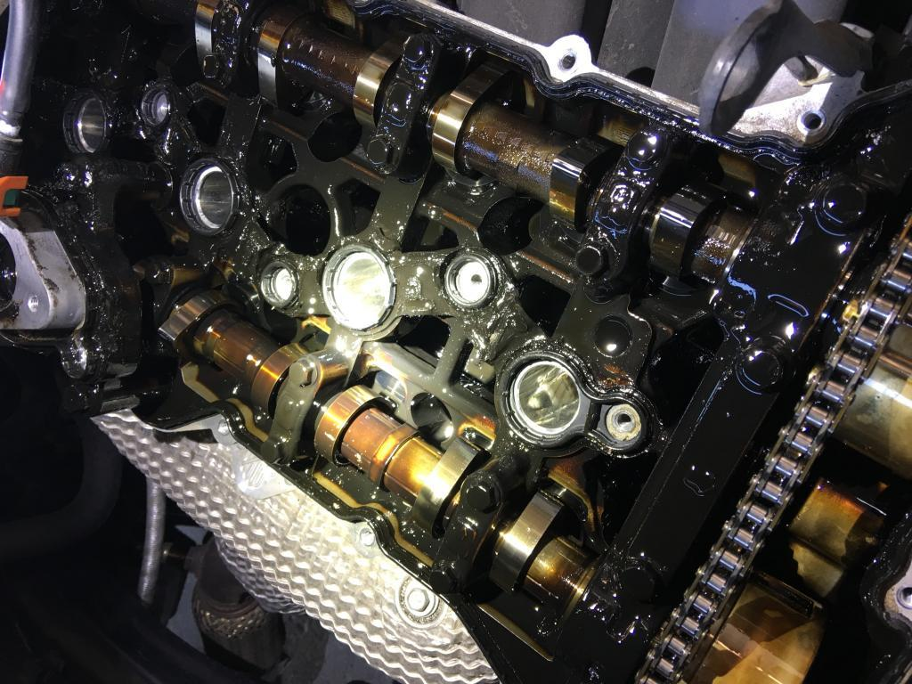 дефект двигателя