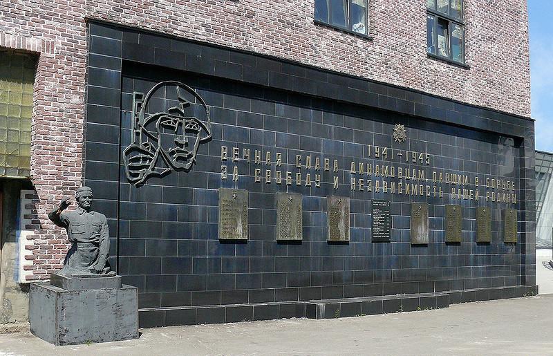 Памятник С. Кирову