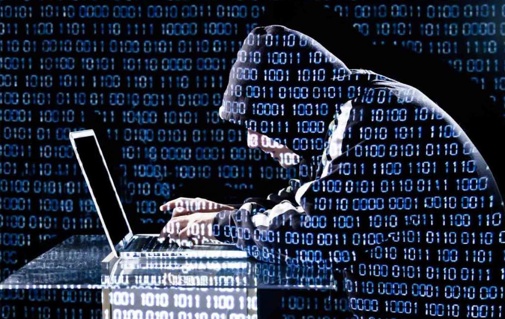 Компьютерный преступник