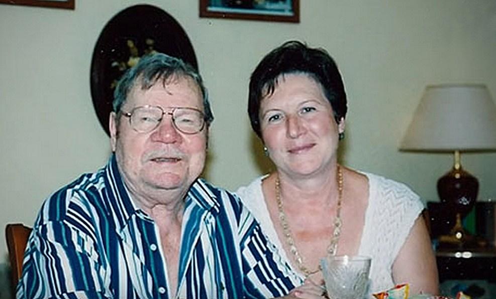 Елена с отцом