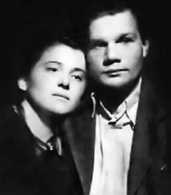 Родители Елены Пуговкиной