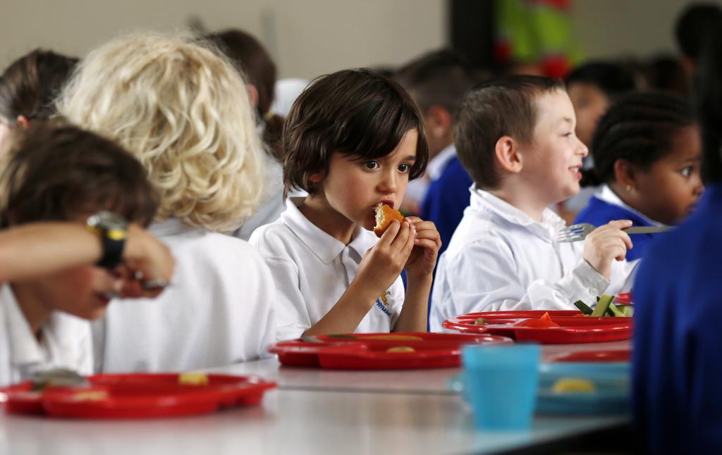 организация горячего питания в школе