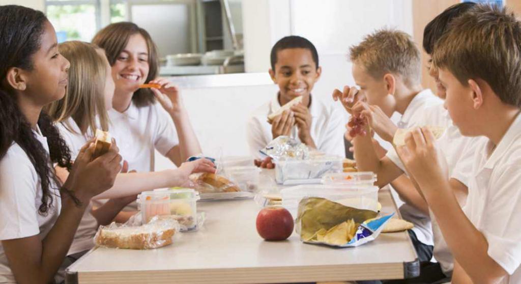 как правильно должны питаться дети