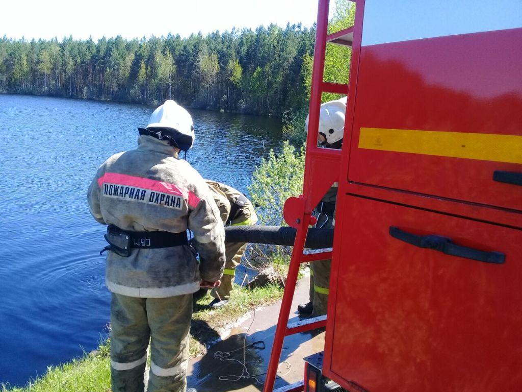 пожарно строевая и тактико строевая подготовка