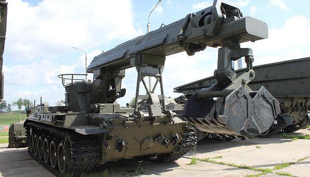 инженерная машина ИМР-2