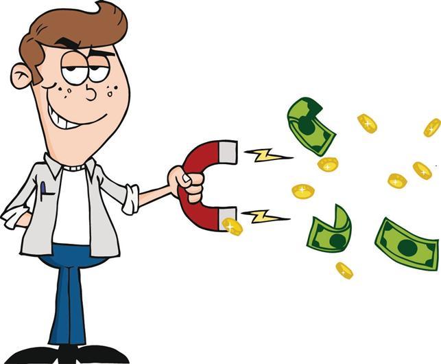 Выманивание денег