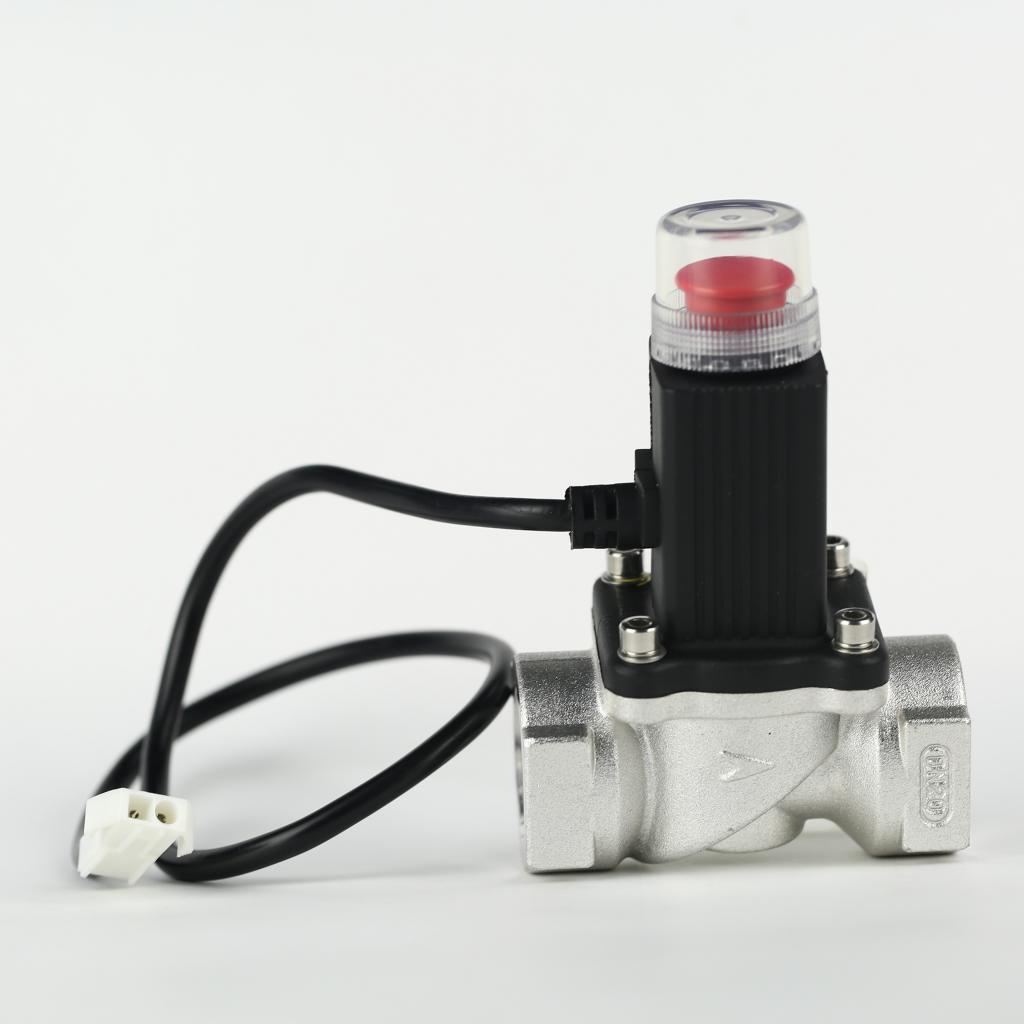 электромагнитный клапан-отсекатель