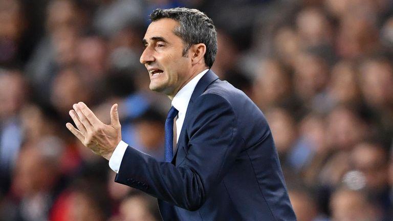 Эрнесто Вальверде испанский экс-футболист