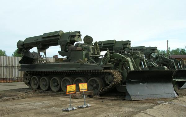 ИМР на базе танка