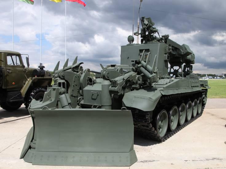 инженерная машина ИМР-3М