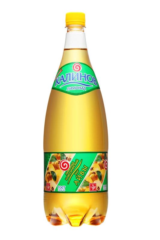 Калинов 1.5 л со вкусом айвы