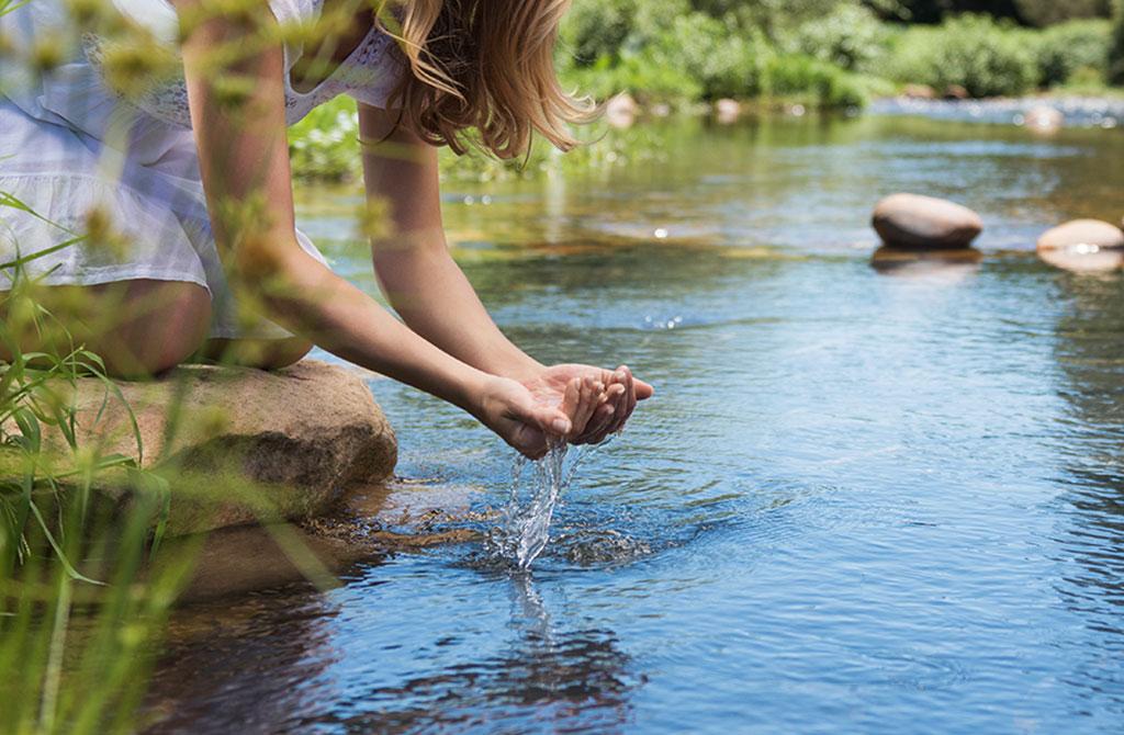 какая плотность у воды