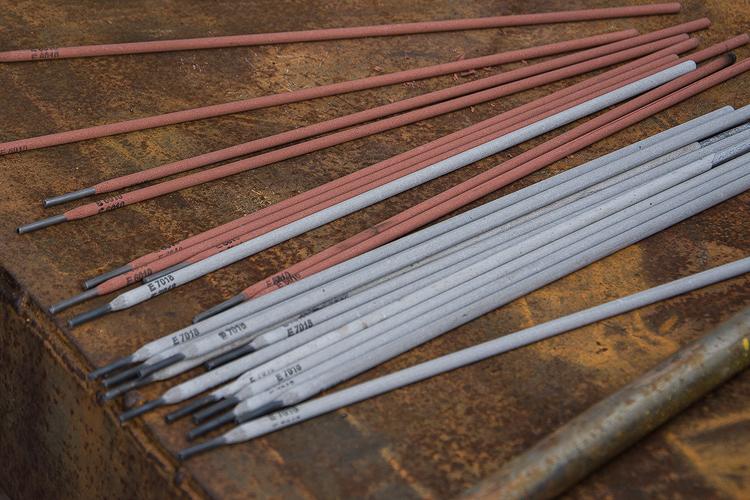 Электроды для сварки и наплавки