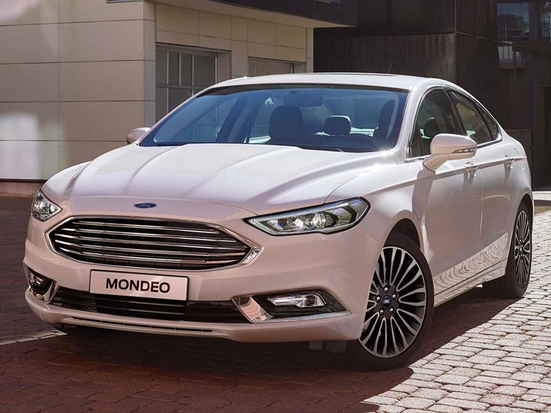 форд мондео белый 2018