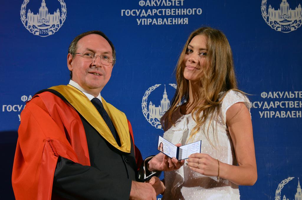 Декан — Никонов Вячеслав Алексеевич