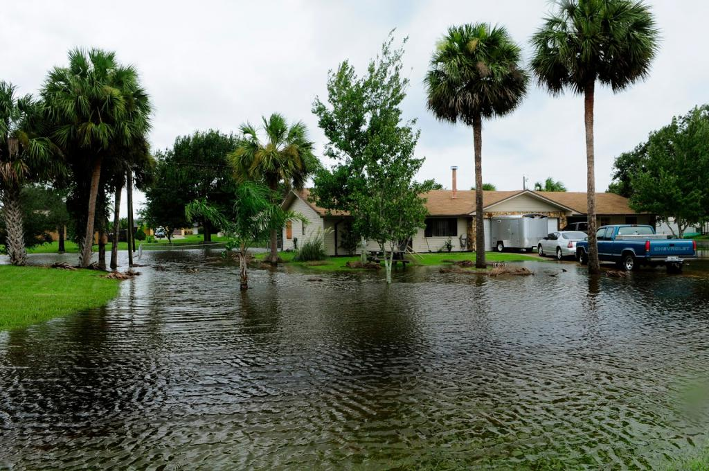 Наводнение - естественная опасность
