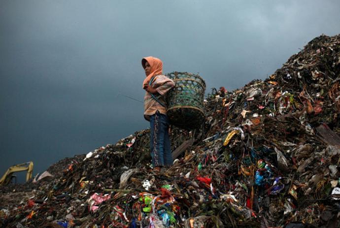 Нанесение ущерба окружающей среде