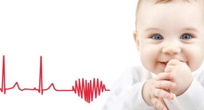Границы сердца у детей