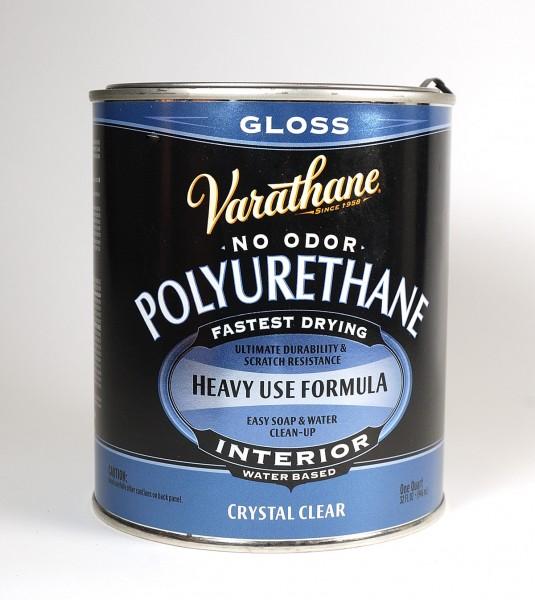 """Лак фирмы """"Varathane"""""""