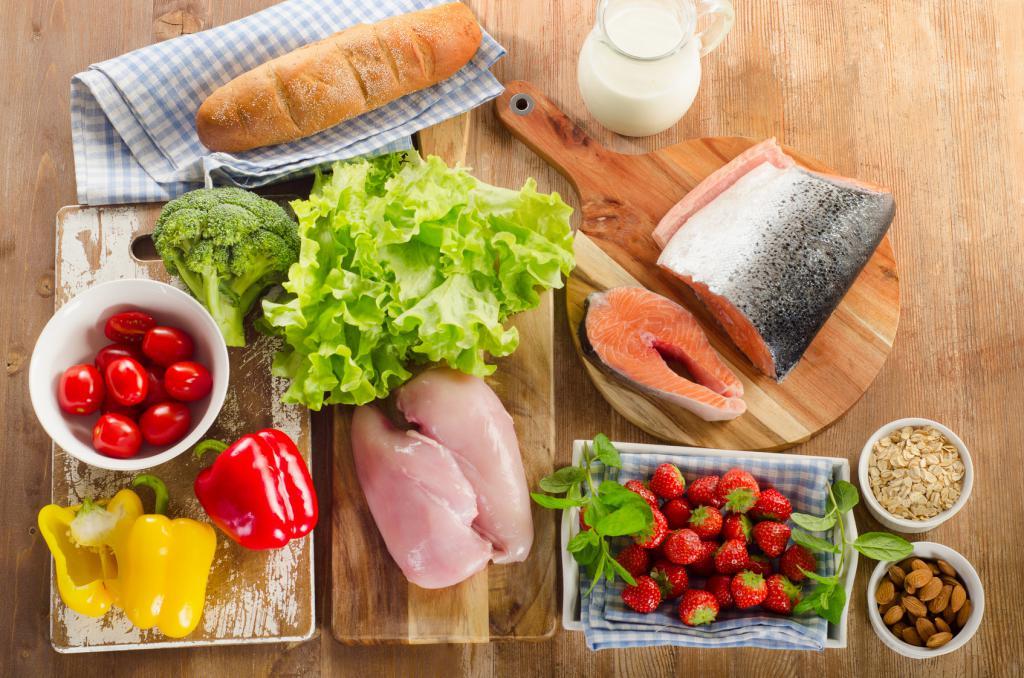 правильное питание перед ЭКО