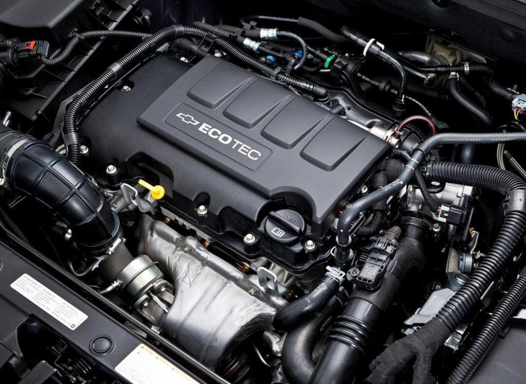 Двигатель Cruze