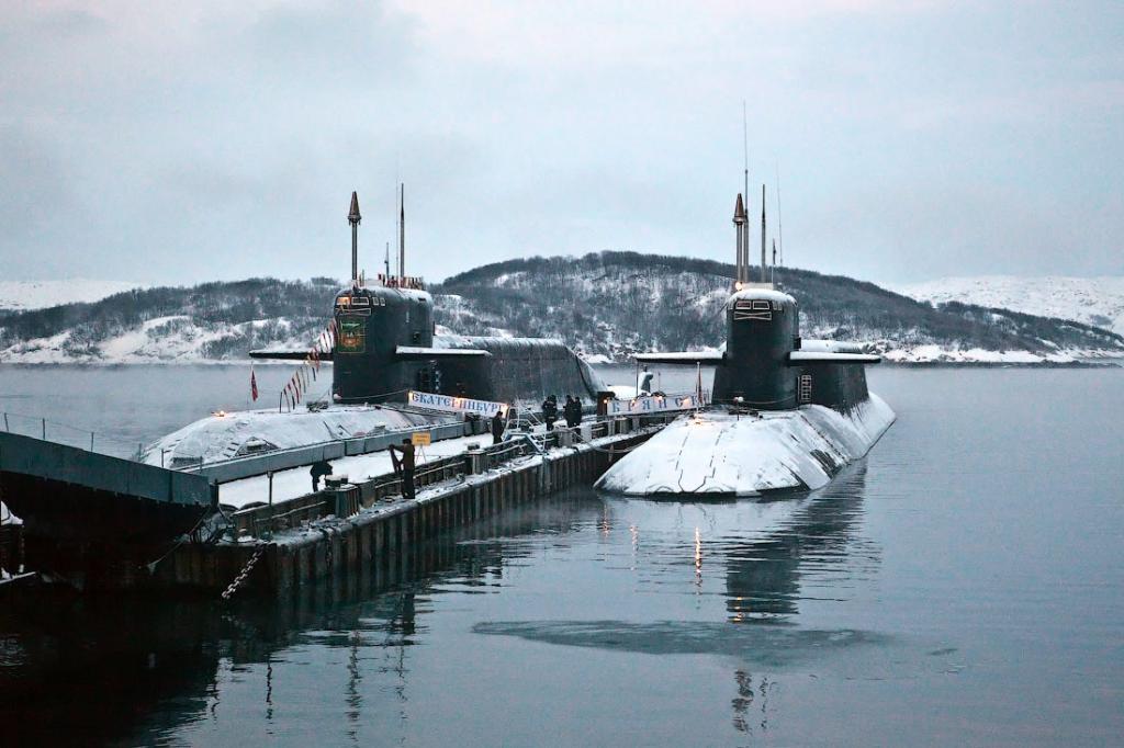 подводные лодки проекта 667бдрм дельфин