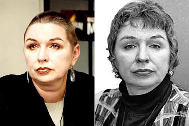Марианна Цой в последние годы
