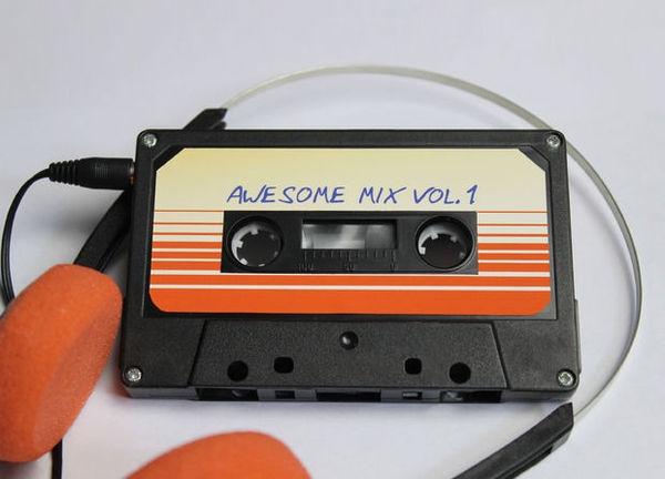 фото магнитофонных кассет