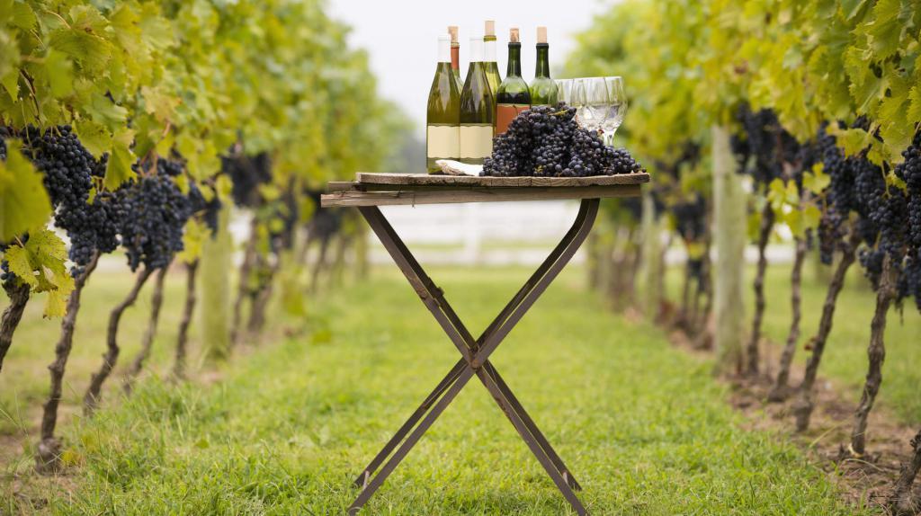 Натуральное вино