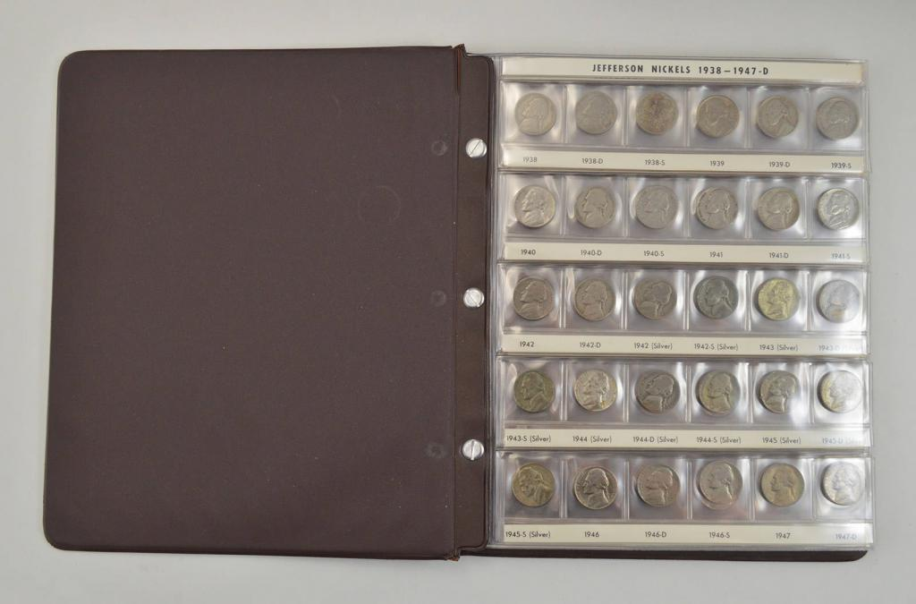 Альбом для монет
