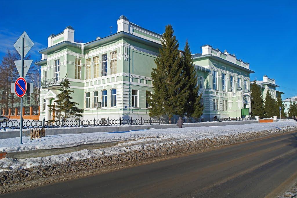 Шадринский институт