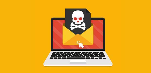 Сомнительные ресурсы могут прислать вредоносный спам на валидный email