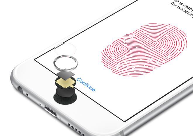 Проверка систем идентификации айфона