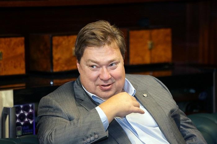 Основатель Сергей Ощепков