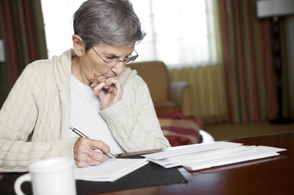 страховая часть пенсии как получить