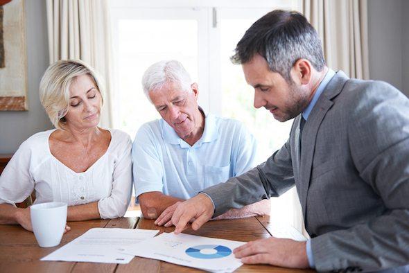 где получить страховую часть пенсии