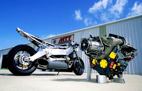 вертолетный двигатель для мотоцикла