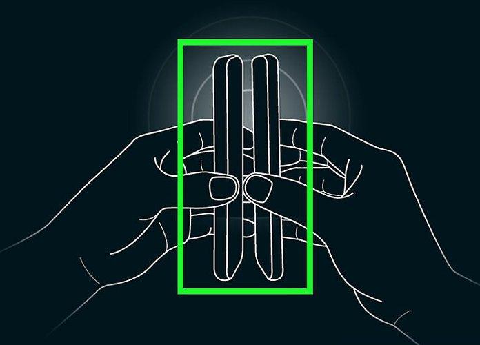 Как расположить смартфоны