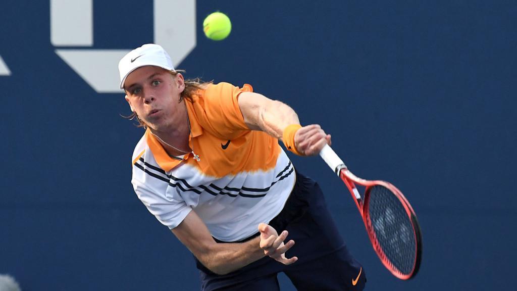 теннисист Денис Шаповалов