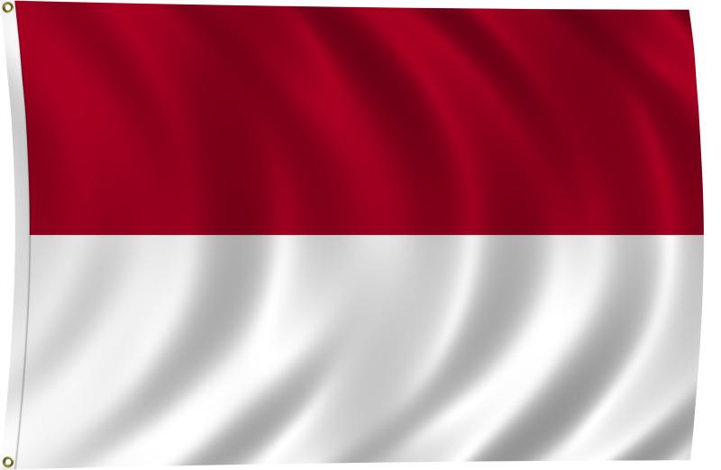 монако флаг и герб